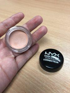 dark circle concealer pot by NYX