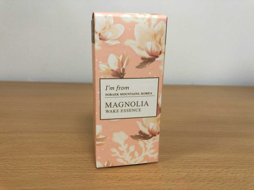 Magnolia Wake Essence Review