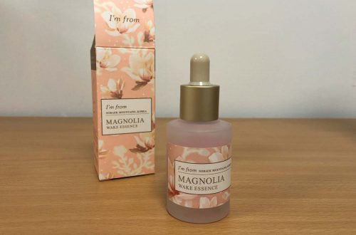 Magnolia Wake Essence Review