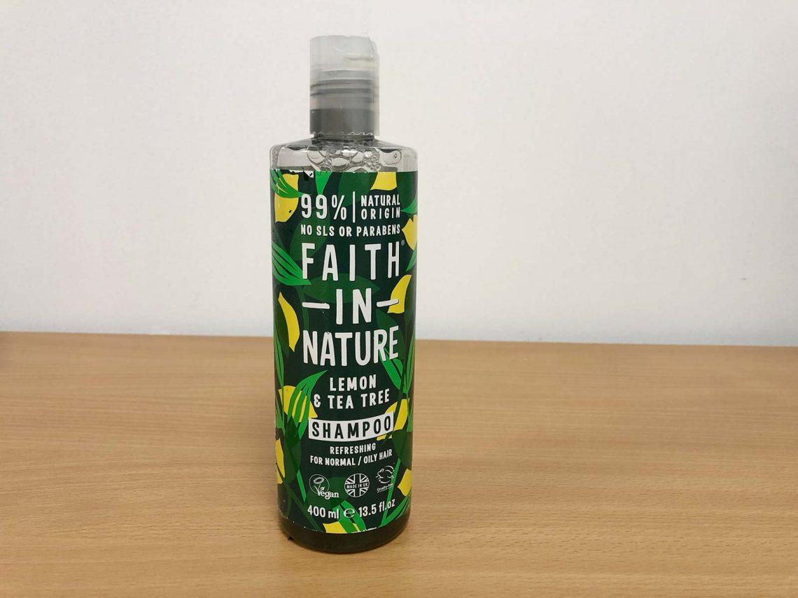 Faith in Nature Anti Dandruff Shampoo
