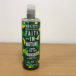 Faith in Nature Anti Dandruff Shampoo
