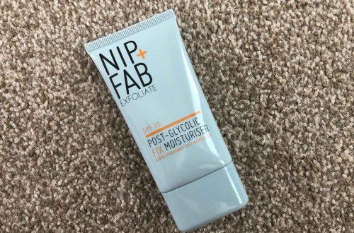 Nip + Fab Moisturiser SPF 30